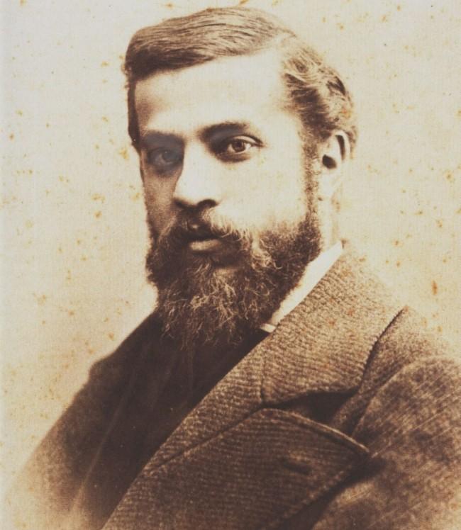Антонио Гауди (1878 г.)