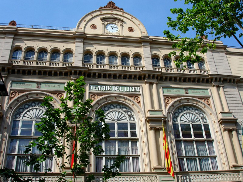 Гран Театре дел Лисеу (Gran Teatre del Liceu)