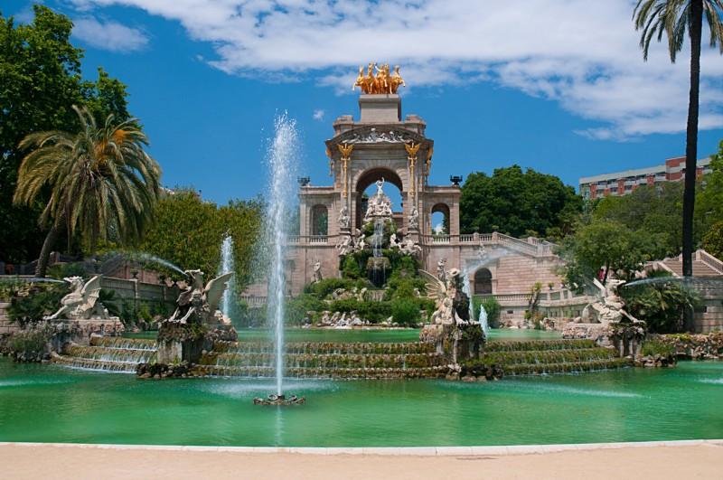 Парк Цитадели (Parc de la Ciutadella)