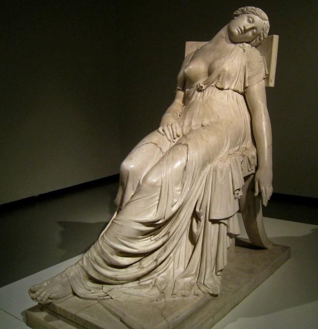 «Умирающая Лукреция»
