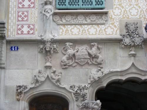 Дом Аматльер (Casa Amatller)