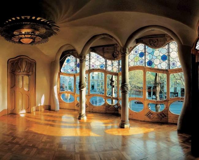 Дом Батльо или Дом Костей (Casa Batlló)