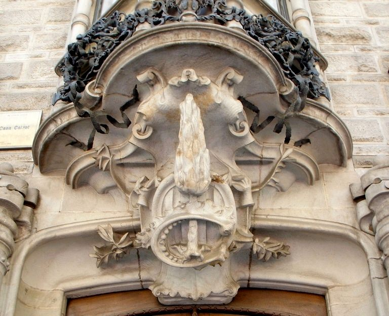 Дом Кальвет (Casa Calvet)