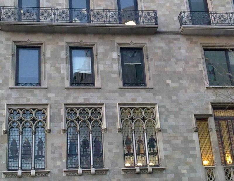 Дом Паскуаль-и-Понс (Casa Pascual i Pons)