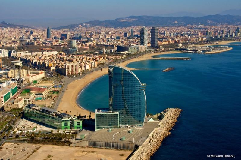 Барселонета – старинный рыбацкий квартал Барселоны