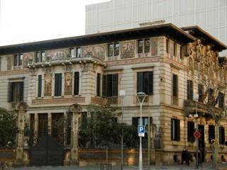 Дворец Рамон Монтанер
