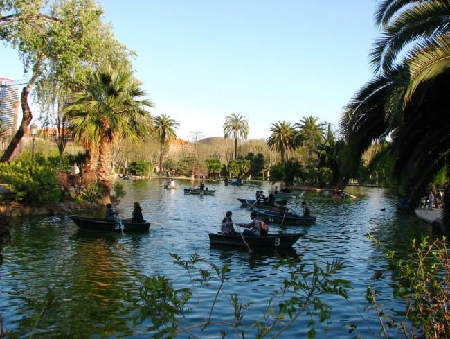 Парк-де-ла-Сьютаделья (Parc de la Ciutadella)