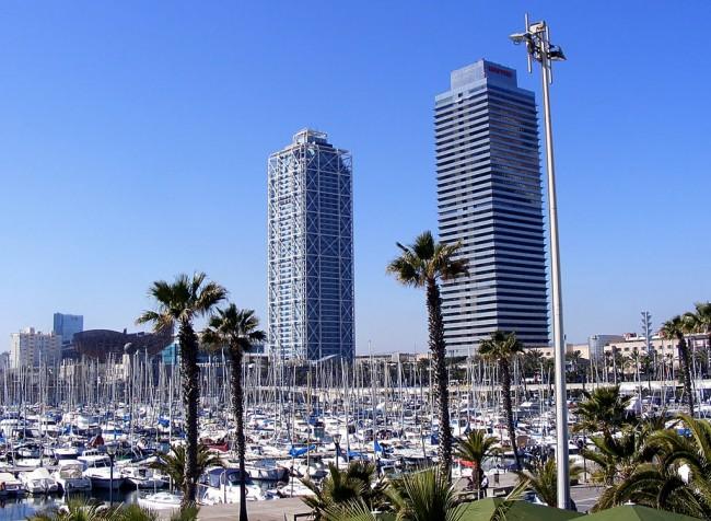 Порт-Олимпик (Port Olimpic De Barcelona)