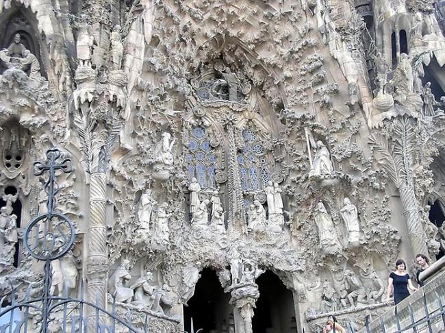 Cобор Святого Семейства (Temple Expiatori de la Sagrada Familia)
