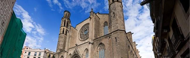 Базилика Санта-Мария-дель-Мар (Santa Maria del Mar)
