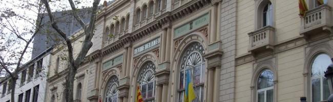 Оперный театр Лисеу (The Gran Teatre del Liceu)