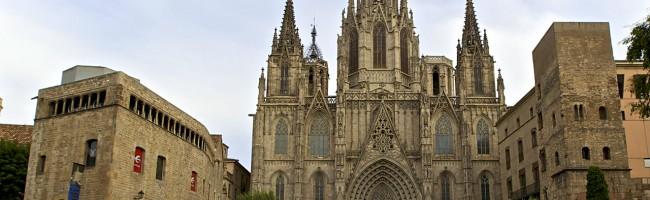 Барселонский собор (Catedral de Barcelona)