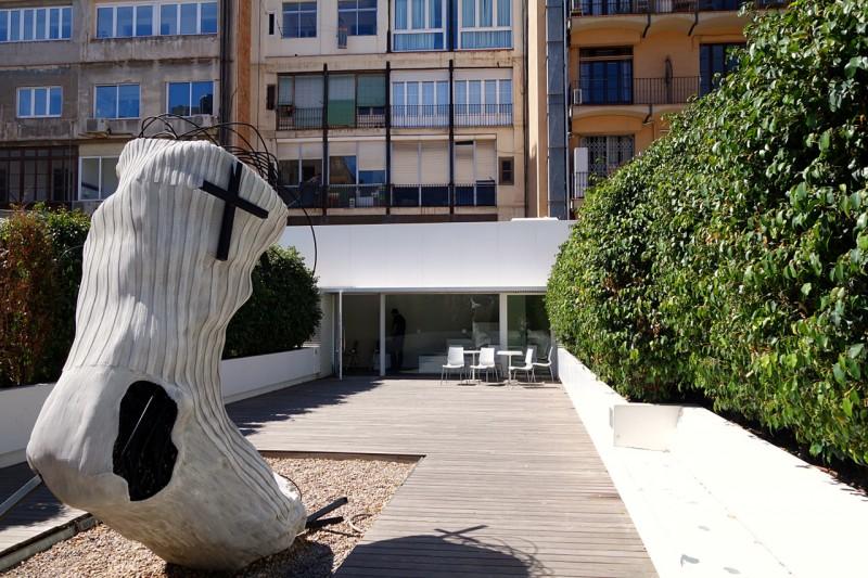 Терраса музея
