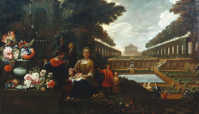 Весна, XVIII век, Антони Виладомат