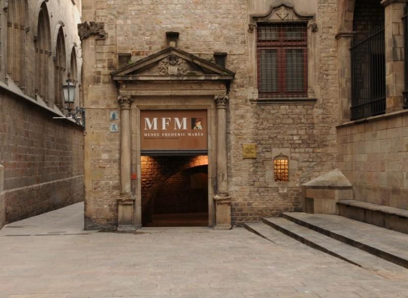 Музей Фредерика Мареса (Museu Frederic Mares)