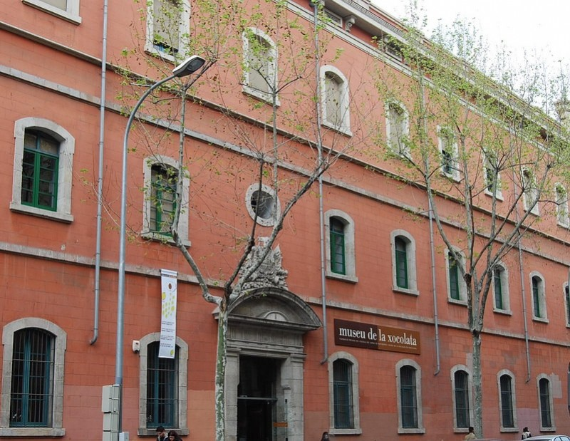 Музей шоколада (Museu de la Xocolata)