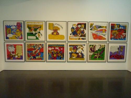 Музей современного искусства (Museu d'Art Contemporani de Barcelona)