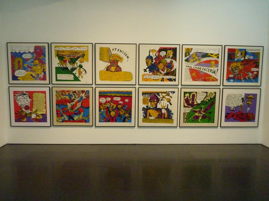Национальный музей искусств Каталонии в Барселоне фото
