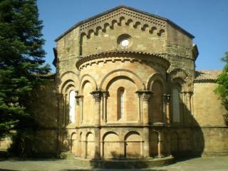 Монастырь Сант-Жоан-де-лес-Абадессес