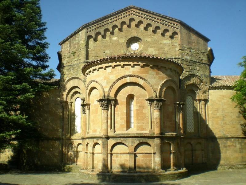 Монастырь Сант-Жоан-де-лес-Абадессес (Sant Joan de les Abadesses)