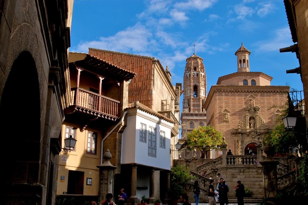 Архитектура автономного сообщества Арагон (фото: Xavi Llunell)