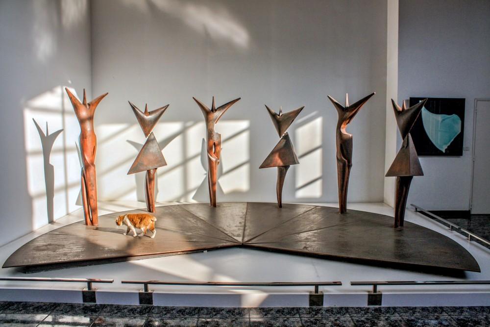 Музей Фрэн Дауре (фото: Shadowgate)