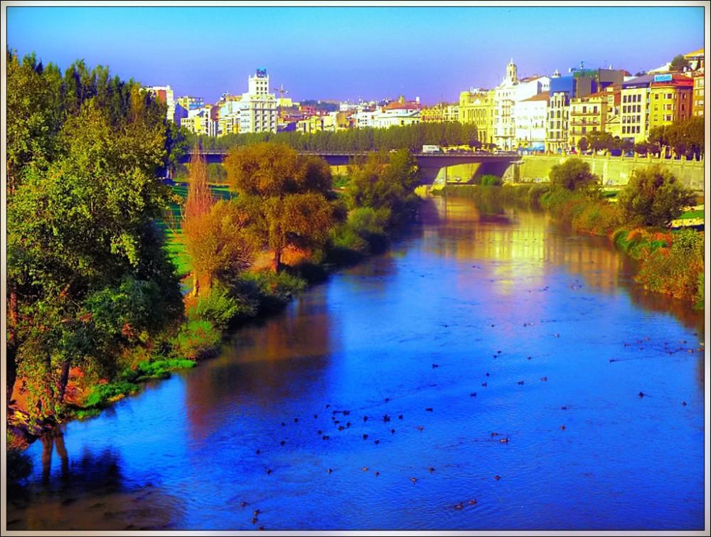 Segre River