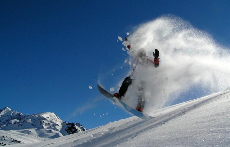 Сноубординг в Бакейра-Берет