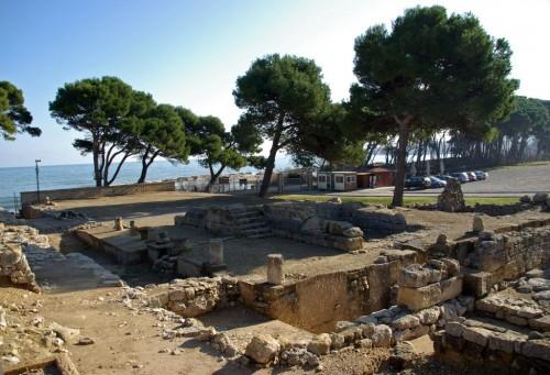 Археологический парк Эмпурьес (Empúries)