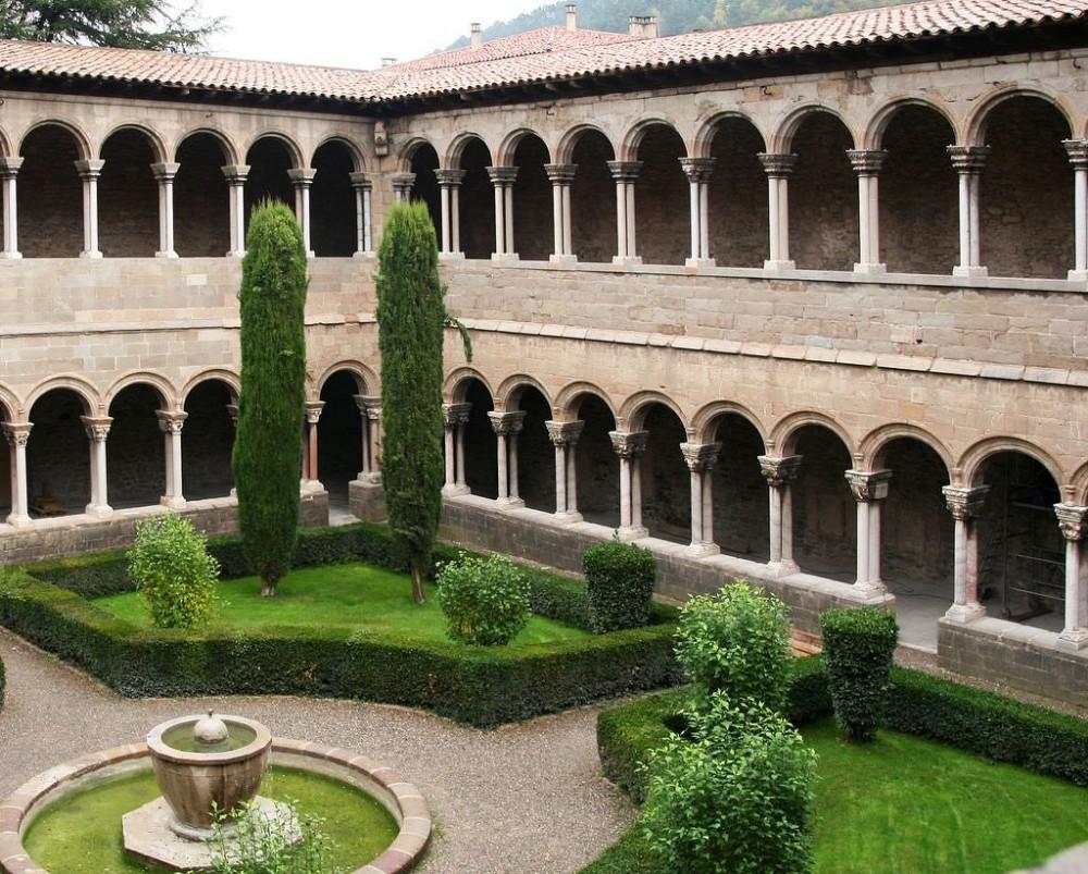 Монастырь Санта-Мария в Риполе