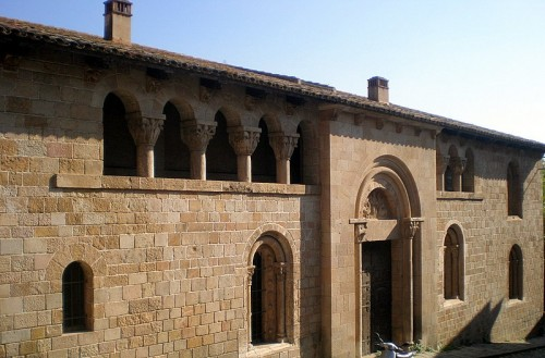 Монастырь Санта Мария де Педралбес (Santa Maria de Pedralbes)