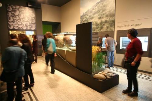Археологический музей ( El Museu D'Arqueologia De Catalunya)
