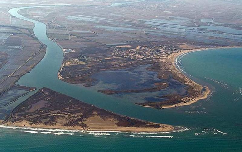 Дельта реки Эбро (Delta de L'Ebre)