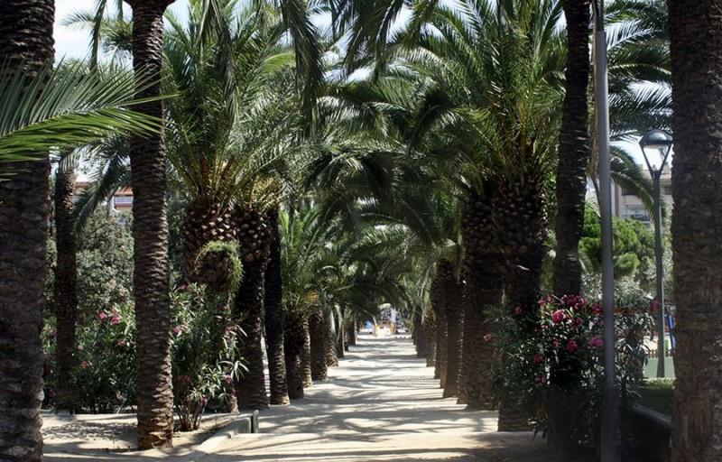 Парк Жоана Миро или Парк де-л'Эскошадор (Parc De Joan Miro / Parc de l'Escoshador)