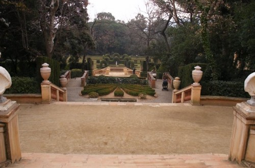 Парк-дель-Лаберинт Орта (Parc del Laberint d'Horta)