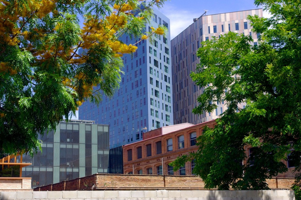 Побленоу – «Новый город» (фото: Sergi Perpiñá)