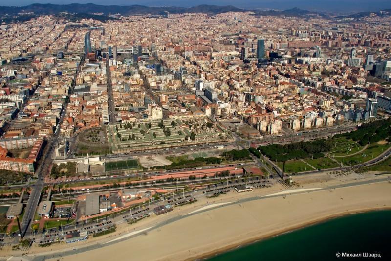 Побленоу – бывший индустриальный район Барселоны