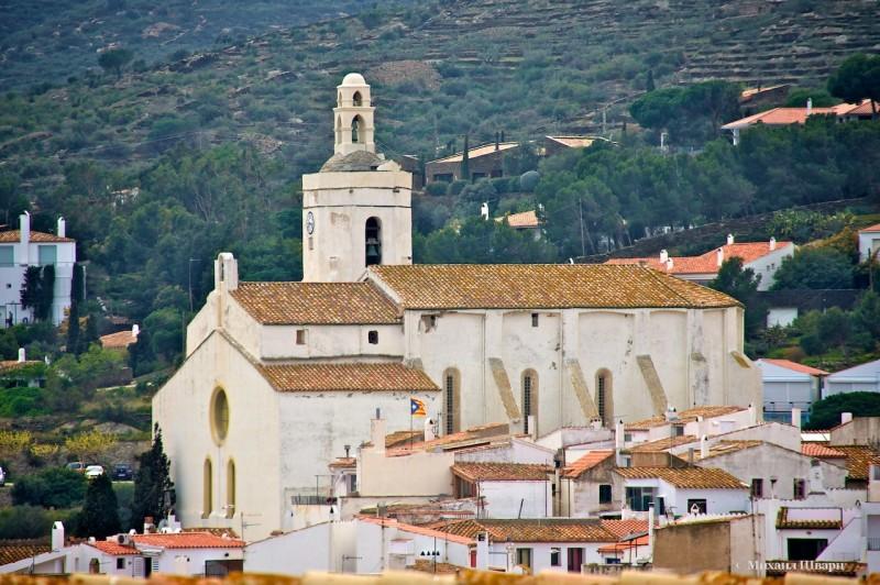 Церковь святой Марии (Santa Maria)