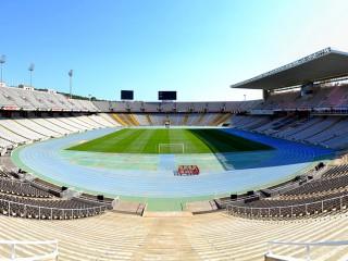 Олимпийский стадион Барселоны имени Льюиса Компаниса