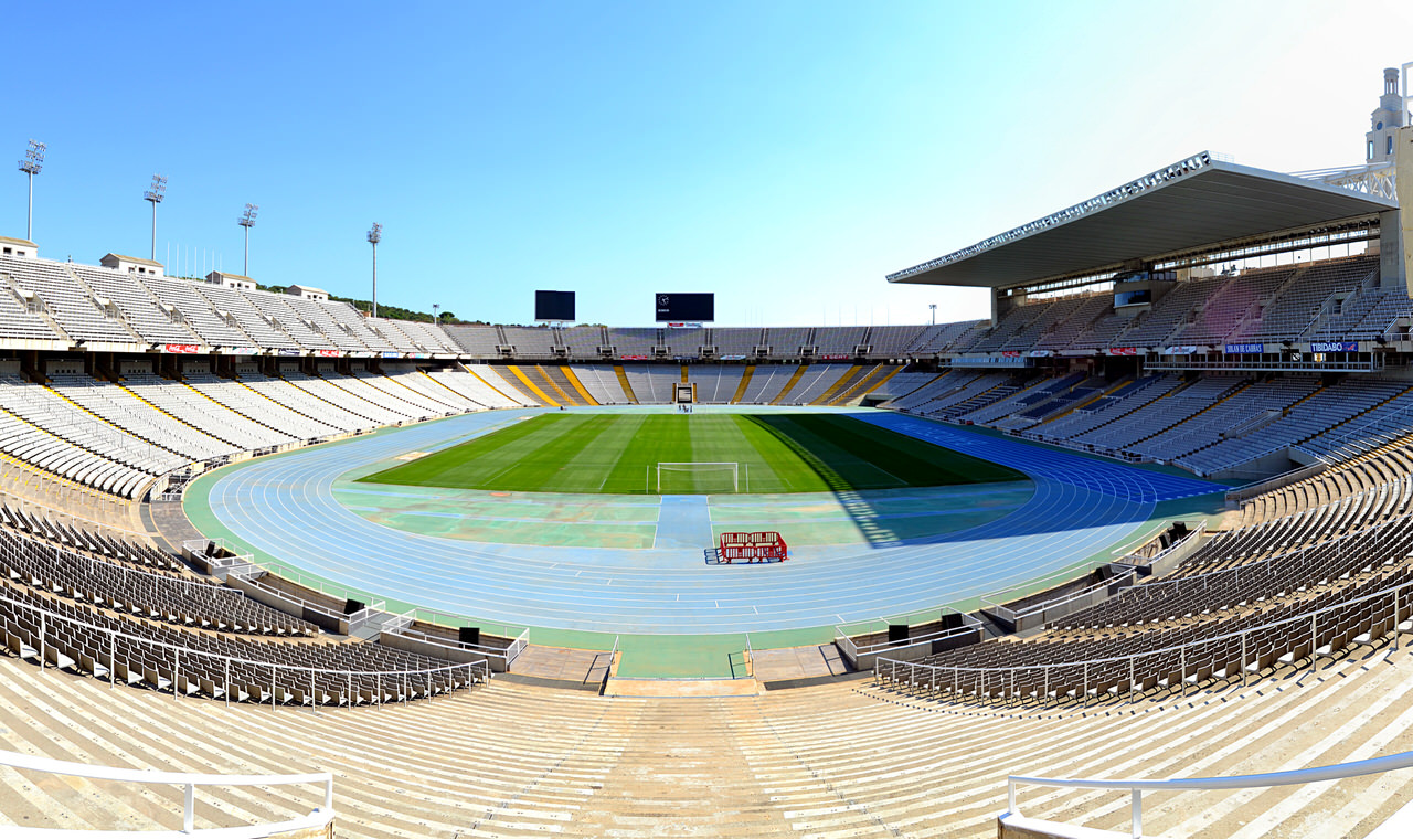 что олимпийский стадион фото всех