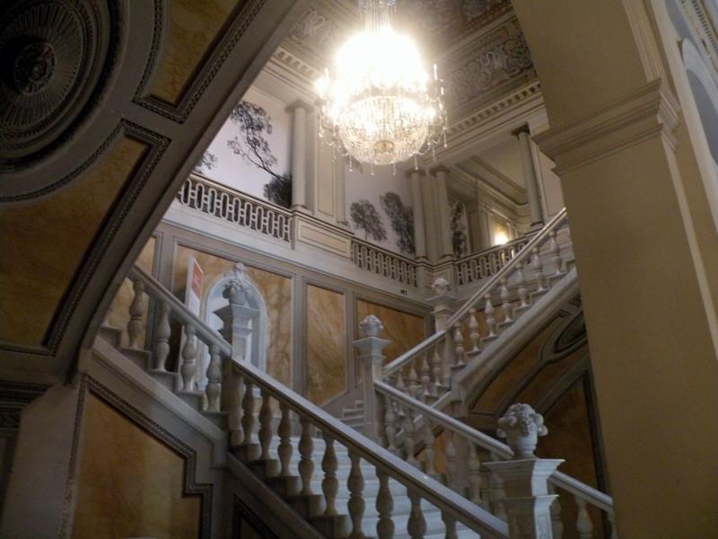 Интерьер двореца Педральбес