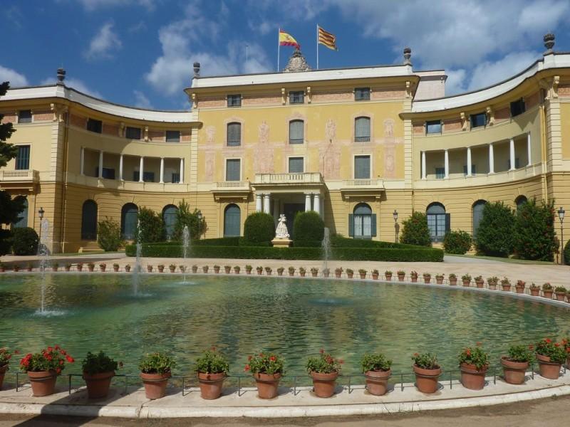 Королевский дворец Педральбес (исп. Palacio Real de Pedralbes)