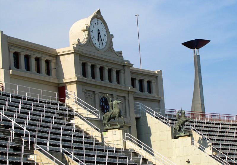 Олимпийский стадион имени Льюиса Компаниса (Estadio Olímpico Lluís Companys)