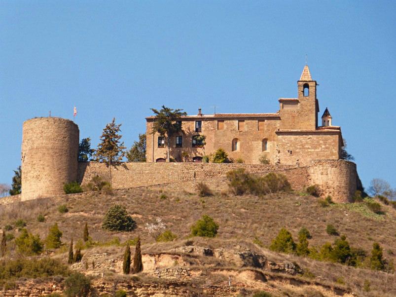 Замок Сольсона