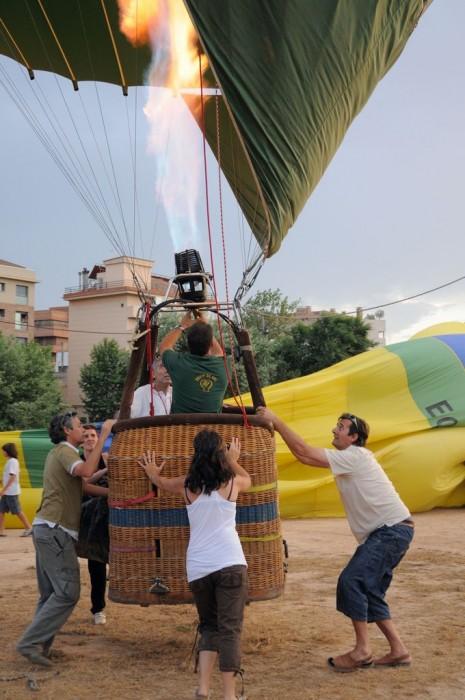 Европейский фестиваль воздушных шаров (European Balloon Festival)