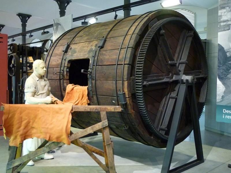 Музей кожи (Museo de la Piel de Igualada)