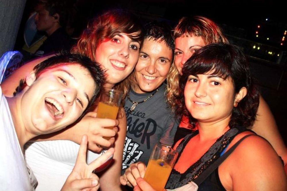 лесбийские клубы фото