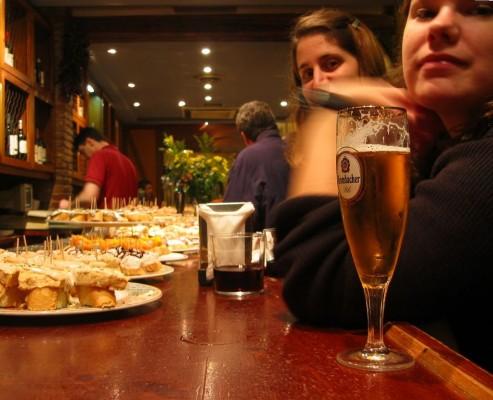 Тапас-бар (tapas bar)