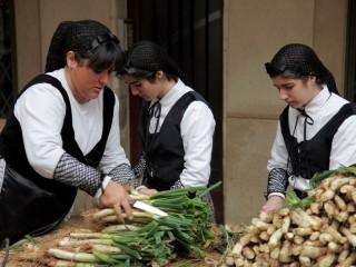 Луковый праздник Кальсотада