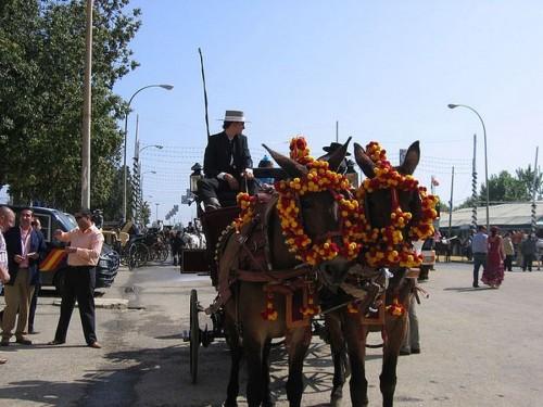 Севильская ярмарка (La Feria de Abril)